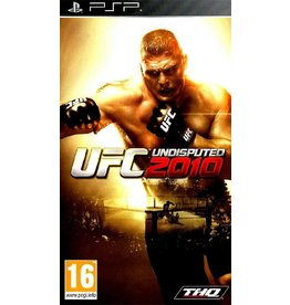 Playstation PSP UFC Undisputed 2010