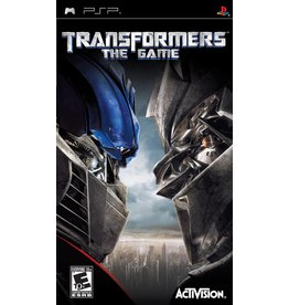 Playstation PSP Transformers The Game