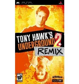 Playstation PSP Tony Hawk Underground 2 Remix
