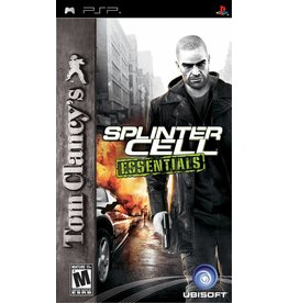 Sony Playstation Portable (PSP) Tom Clancy's Splinter Cell Essentials