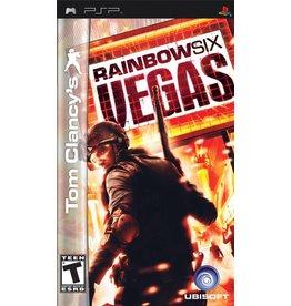 Playstation PSP Tom Clancy's Rainbow Six Vegas