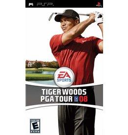 Playstation PSP Tiger Woods PGA Tour 2008