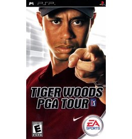 Playstation PSP Tiger Woods PGA Tour