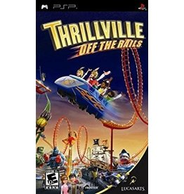 Playstation PSP Thrillville Off The Rails