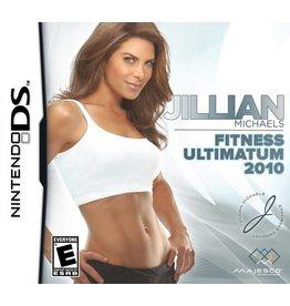 Nintendo DS Jillian Michaels' Fitness Ultimatum 2010