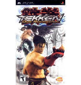 Playstation PSP Tekken Dark Resurrection