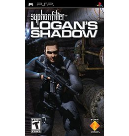 Playstation PSP Syphon Filter: Logan's Shadow