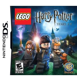 Nintendo DS LEGO Harry Potter: Years 1-4