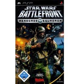 Playstation PSP Star Wars Battlefront Renegade Squadron