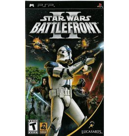 Playstation PSP Star Wars Battlefront II