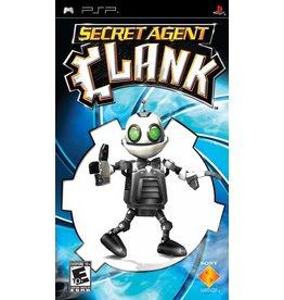 Playstation PSP Secret Agent Clank