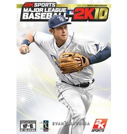 Nintendo DS Major League Baseball 2K10
