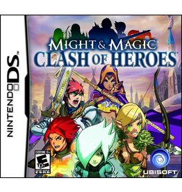 Nintendo DS Might and Magic: Clash of Heroes