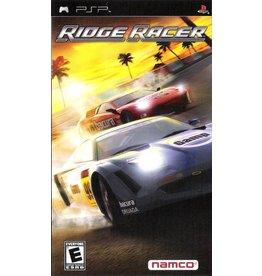 Playstation PSP Ridge Racer