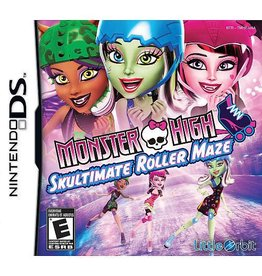 Nintendo DS Monster High: Skultimate Roller Maze