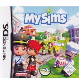 Nintendo DS MySims