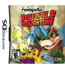 Nintendo DS Neopets Puzzle Adventure
