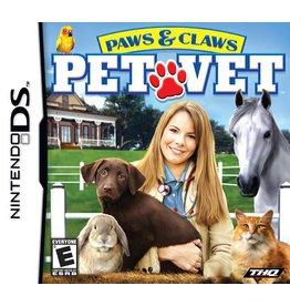 Nintendo DS Paws & Claws Pet Vet