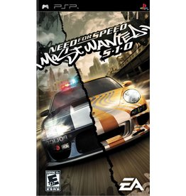 Playstation PSP Need for Speed Most Wanted 5-1-0