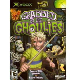 Microsoft Xbox Grabbed by the Ghoulies