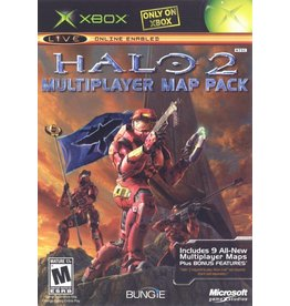 Xbox Halo 2 Map Pak