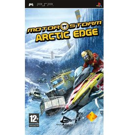 Playstation PSP MotorStorm: Arctic Edge