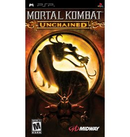 Playstation PSP Mortal Kombat Unchained