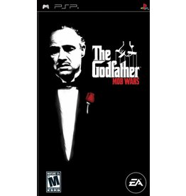 Playstation PSP Godfather Mob Wars