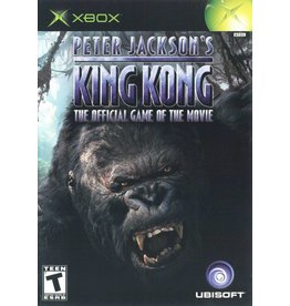 Xbox Peter Jackson's King Kong the Movie