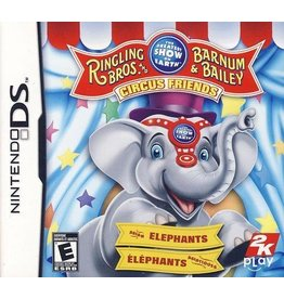 Nintendo DS Ringling Bros. and Barnum & Bailey Circus
