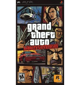 Sony Playstation Portable (PSP) Grand Theft Auto Liberty City Stories GTA