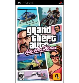 Playstation PSP Grand Theft Auto Vice City Stories GTA