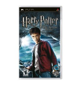 Playstation PSP Harry Potter and the Half-Blood Prince