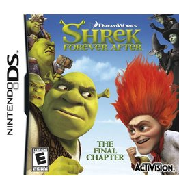 Nintendo DS Shrek Forever After