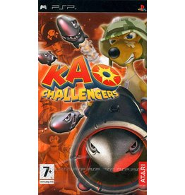 Playstation PSP Kao Challengers
