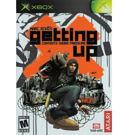 Xbox Marc Ecko's Getting Up Contents Under Pressure