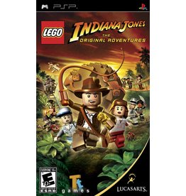 Sony Playstation Portable (PSP) LEGO Indiana Jones The Original Adventures