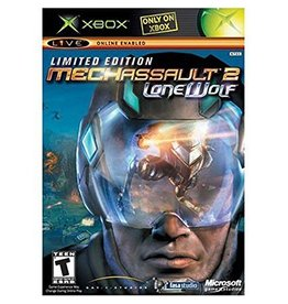 Xbox MechAssault 2 Lone Wolf Limited Edition