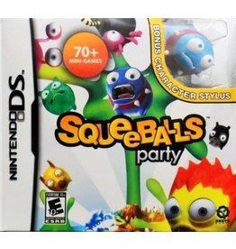 Nintendo DS Squeeballs Party