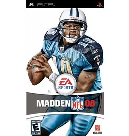 Sony Playstation Portable (PSP) Madden NFL 2008