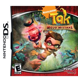 Nintendo DS Tak Mojo Mistake