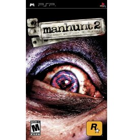 Playstation PSP Manhunt 2