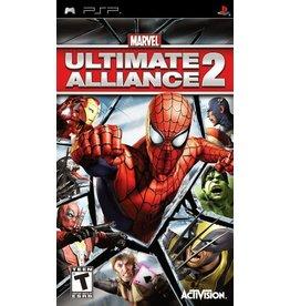 Playstation PSP Marvel: Ultimate Alliance 2