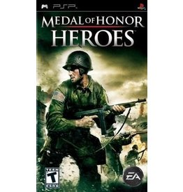 Playstation PSP Medal of Honor Heroes