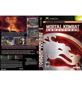 Microsoft Xbox Mortal Kombat Armageddon