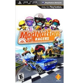 Sony Playstation Portable (PSP) ModNation Racers