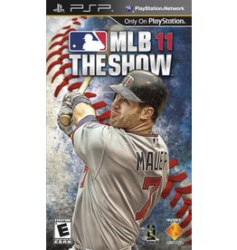 Playstation PSP MLB 11: The Show