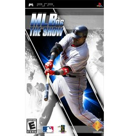 Playstation PSP MLB 06 The Show