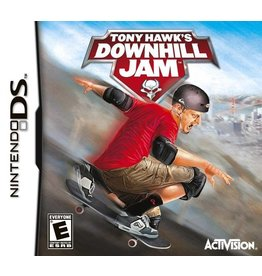 Nintendo DS Tony Hawk Downhill Jam