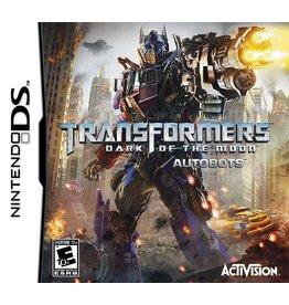 Nintendo DS Transformers: Dark of the Moon Autobots